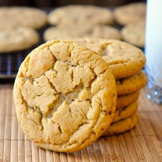 Aunt Aggie's Peanut Butter Cookies