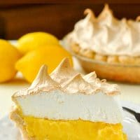 The Very Best Homemade Lemon Meringue Pie