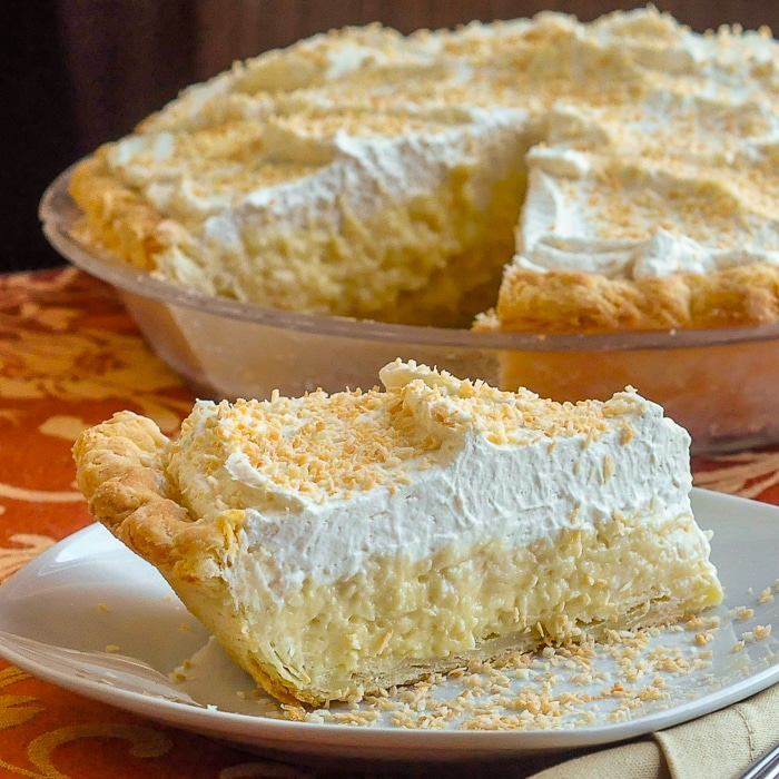 Best Coconut Cream Pie | Best Pie Recipes Ever: Perfect For Christmas And Special Holidays