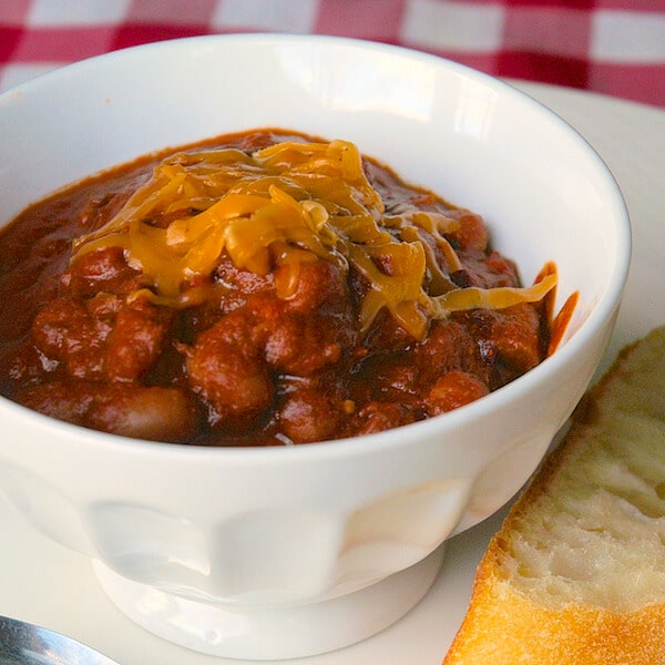 Beef Beer Chili Bring The Carne In Chili Con Carne