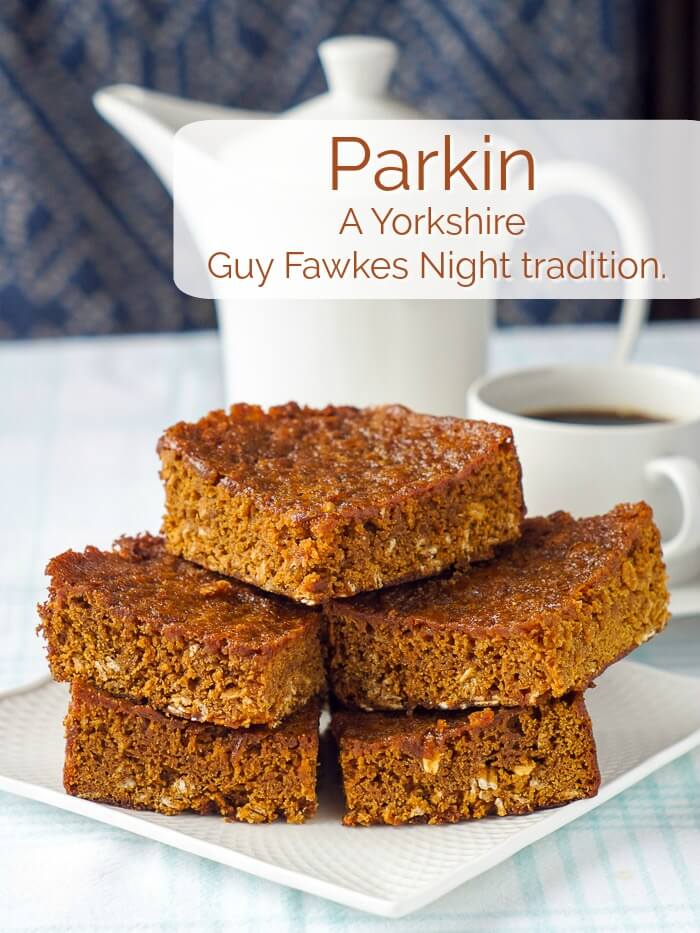 Parkin image with title text