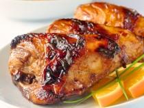 Easy Orange Balsamic Chicken