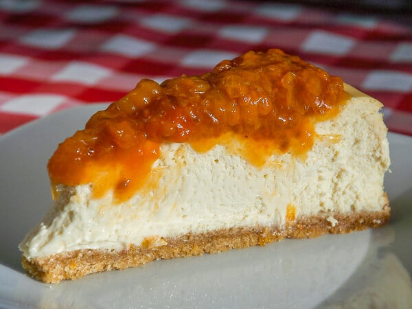 Bakeapple Cheesecake