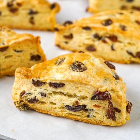 Sugar Free Scones just out of the oven