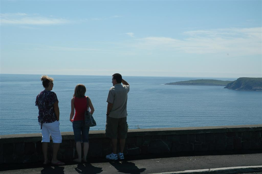 Looking toward Cape Spear