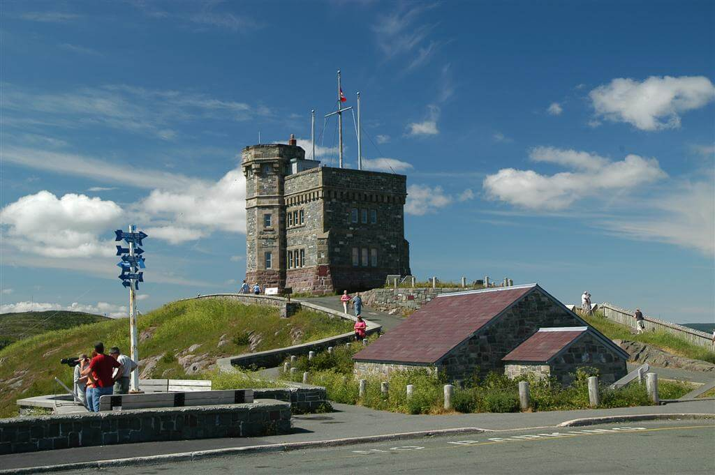 Cabot Tower, Signal Hill