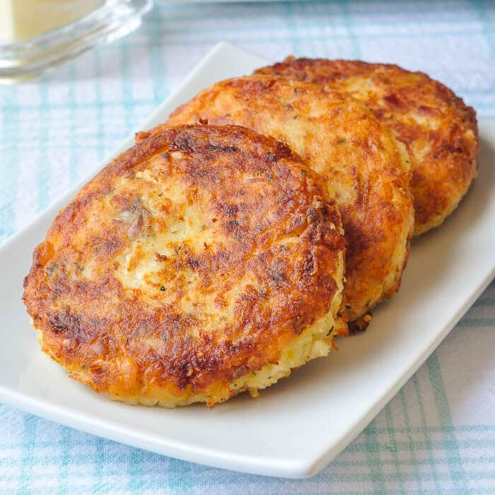 Newfoundland Fish Cakes Recipe Cod
