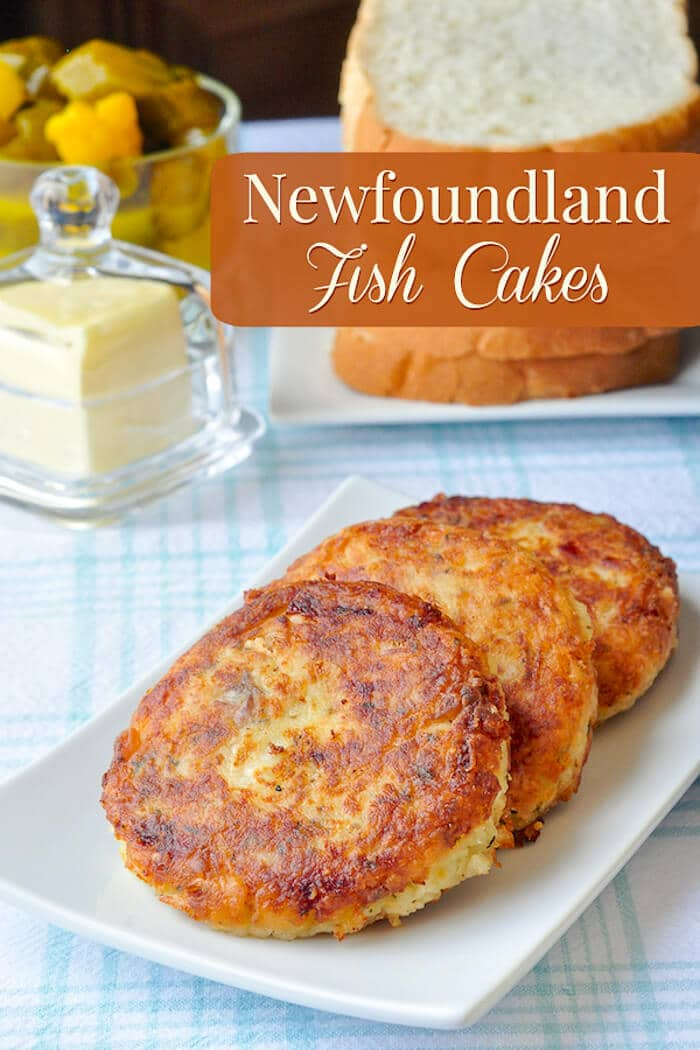 Newfoundland fish cakes a decades old traditional favourite for Old fashioned cod fish cakes