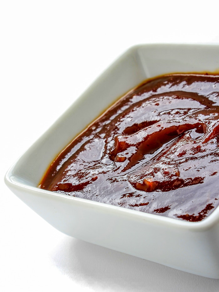 Depositphotos stock image of hoisin sauce in a white bowl