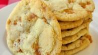 Toffee Pecan Cookies