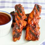 Barbecue Boneless Ribs