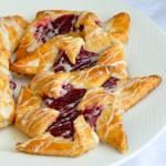 Danish Pastry Pinwheels