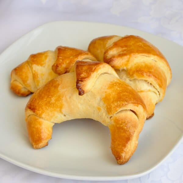 Danish Pastry Crescent Rolls