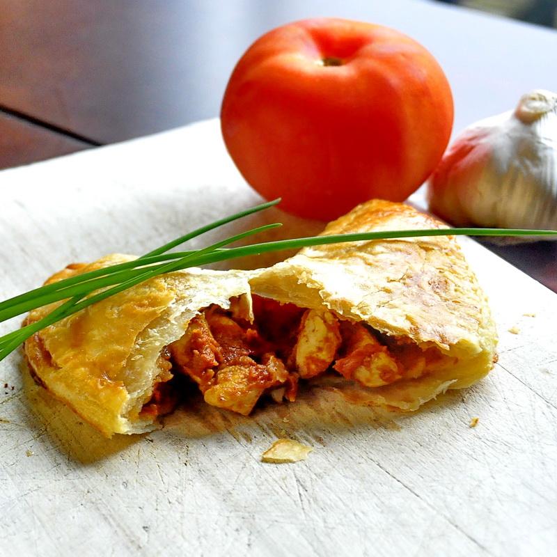 Baked Chili Chicken Empanadas - Rock Recipes - Rock Recipes