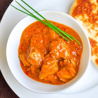 Quick & Easy Homemade Butter Chicken