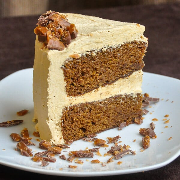 Sticky Toffee Pudding Cake With Buttercream Frosting