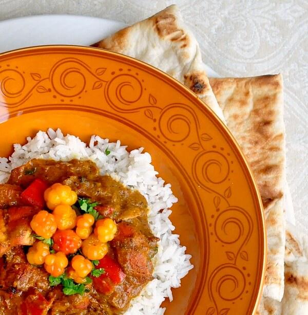 Bakeapple Chicken Curry