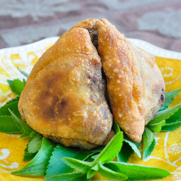 The Best Beef Samosas Recipe