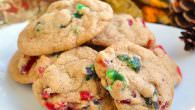 Light Fruitcake Cookies