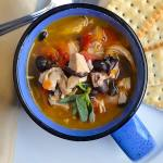 Turkey and Blackbean Soup
