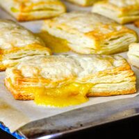 Lemon Turnovers square cropped photo for featured image
