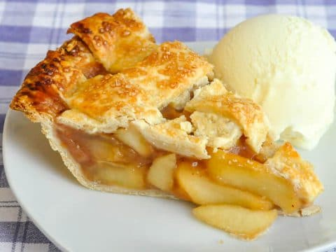 The Best Apple Pie Is Still Just An Apple Pie Keeping It Simple Is Best