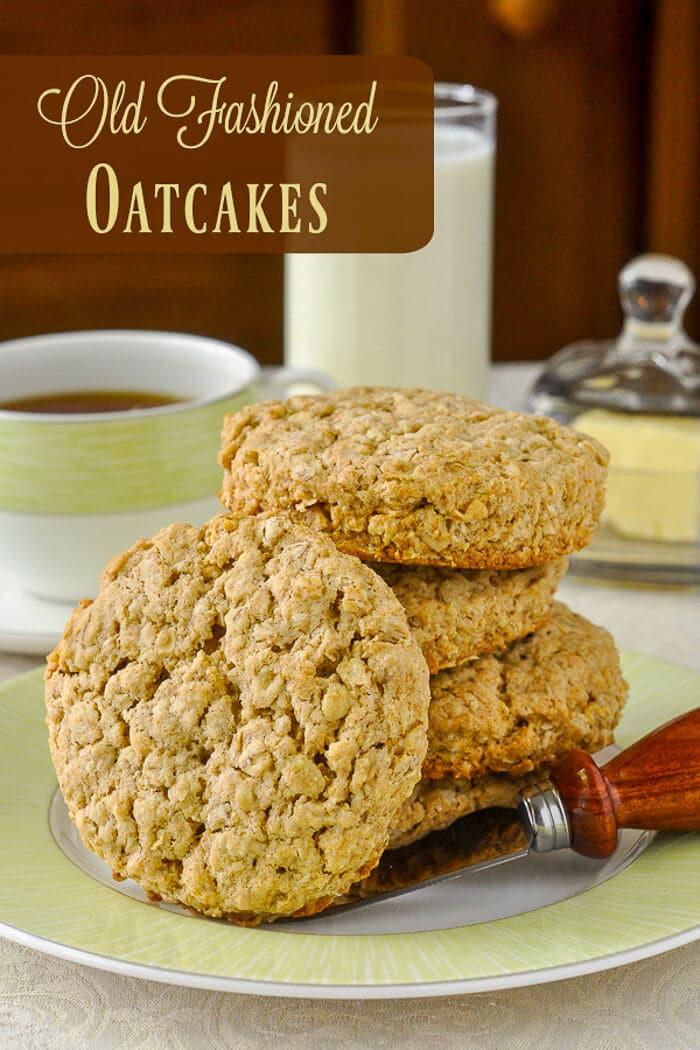 Old Fashioned Oatcakes