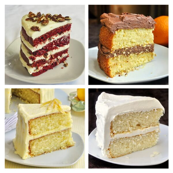 The Velvet Cake Collection by Rock Recipes