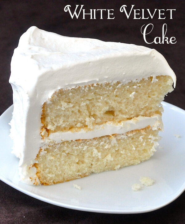 How To Make Super Moist White Cake
