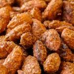 Smoky Sweet Spiced Almonds