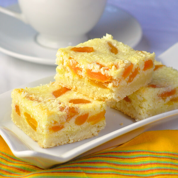 Rock Recipes Popular And: Apricot Coconut Cookie Bars