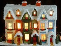 Gower Street Gingerbread House