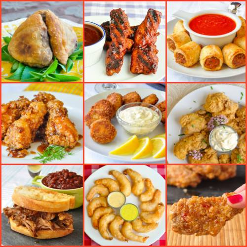 45 Great Party Food Ideas