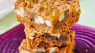 Dulce de Leche Magic Bars