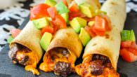 Barbecue Steak Taquitos