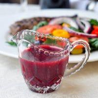 Raspberry Balsamic Vinaigrette