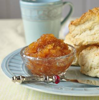 Roasted Pineapple Jam