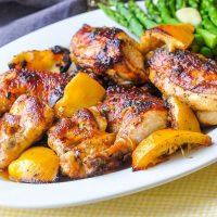 Easy Broiled Lemon Chicken