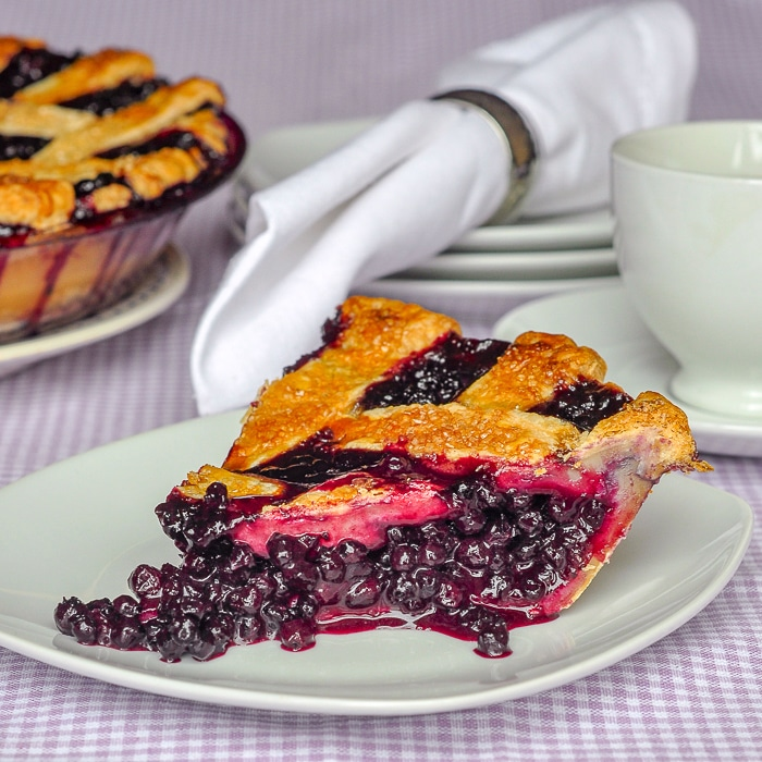 The Best Blueberry Pie A Decades Old Recipe With A Modern Day Twist