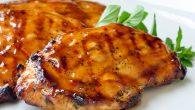 Brown Sugar Balsamic Glazed Chicken