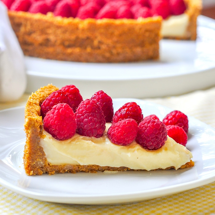 Old Fashioned Vanilla Custard Pie