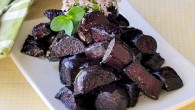 Balsamic and Honey Roasted Beets