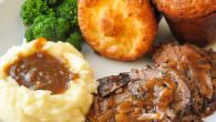 French Onion Braised Beef Brisket