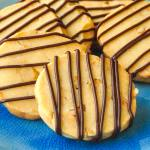 Chocolate Hazelnut Shortbread Cookies