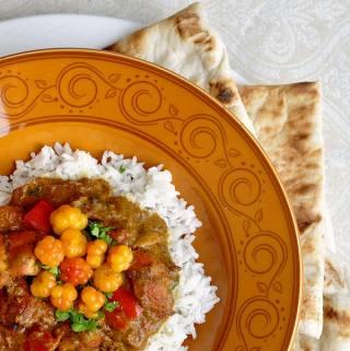 NEW VIDEO RECIPE: Bakeapple (Cloudberry) Chicken Curry
