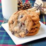 Soft Chewy Raisin Spice Cookies