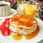 Best Basic Buttermilk Pancakes