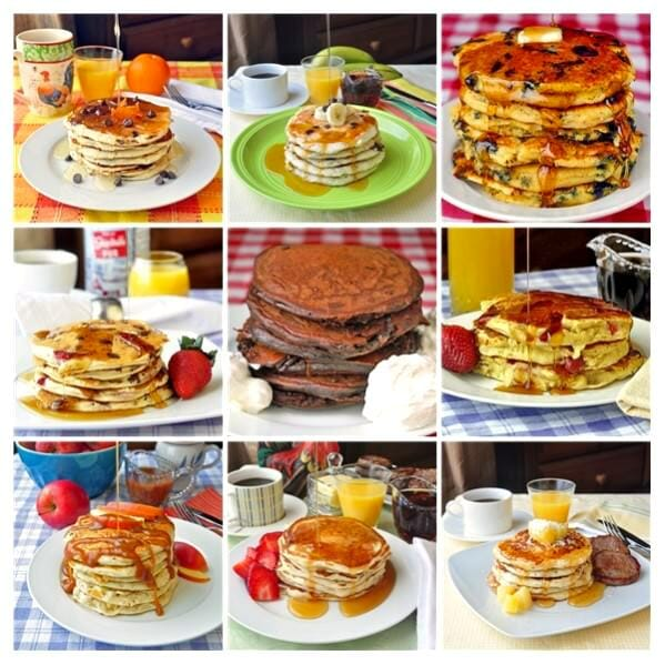 Ten Top Tips for Perfect Pancakes.