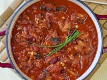 Barbecue Chicken Chilli