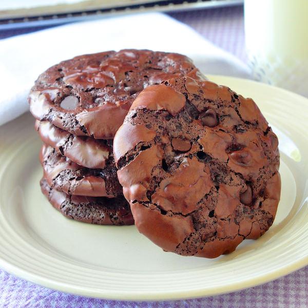 Gluten Free Chocolate Pavlova Cookies - Rock Recipes - Rock Recipes